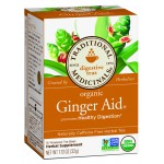Ginger Aid-Organic 16 Wrapped bags